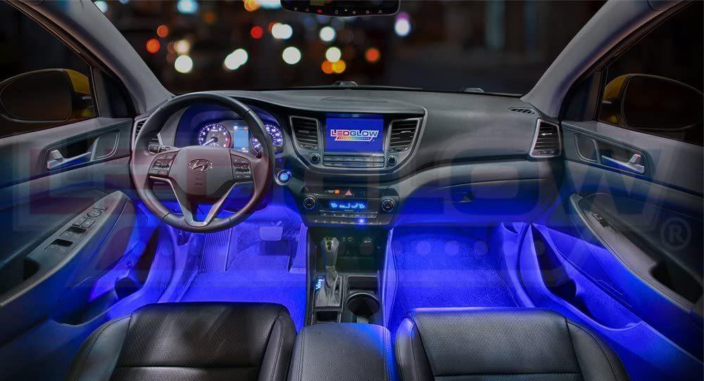 Best LED Light Strips For Car Interior