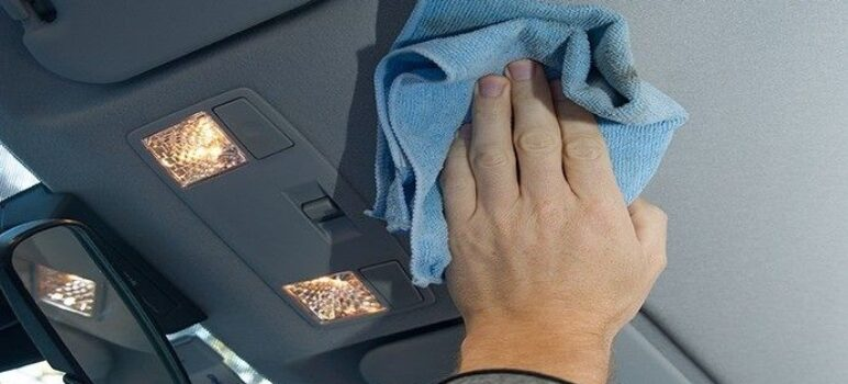 Best car headliner cleaners to rid your car of stains and odors